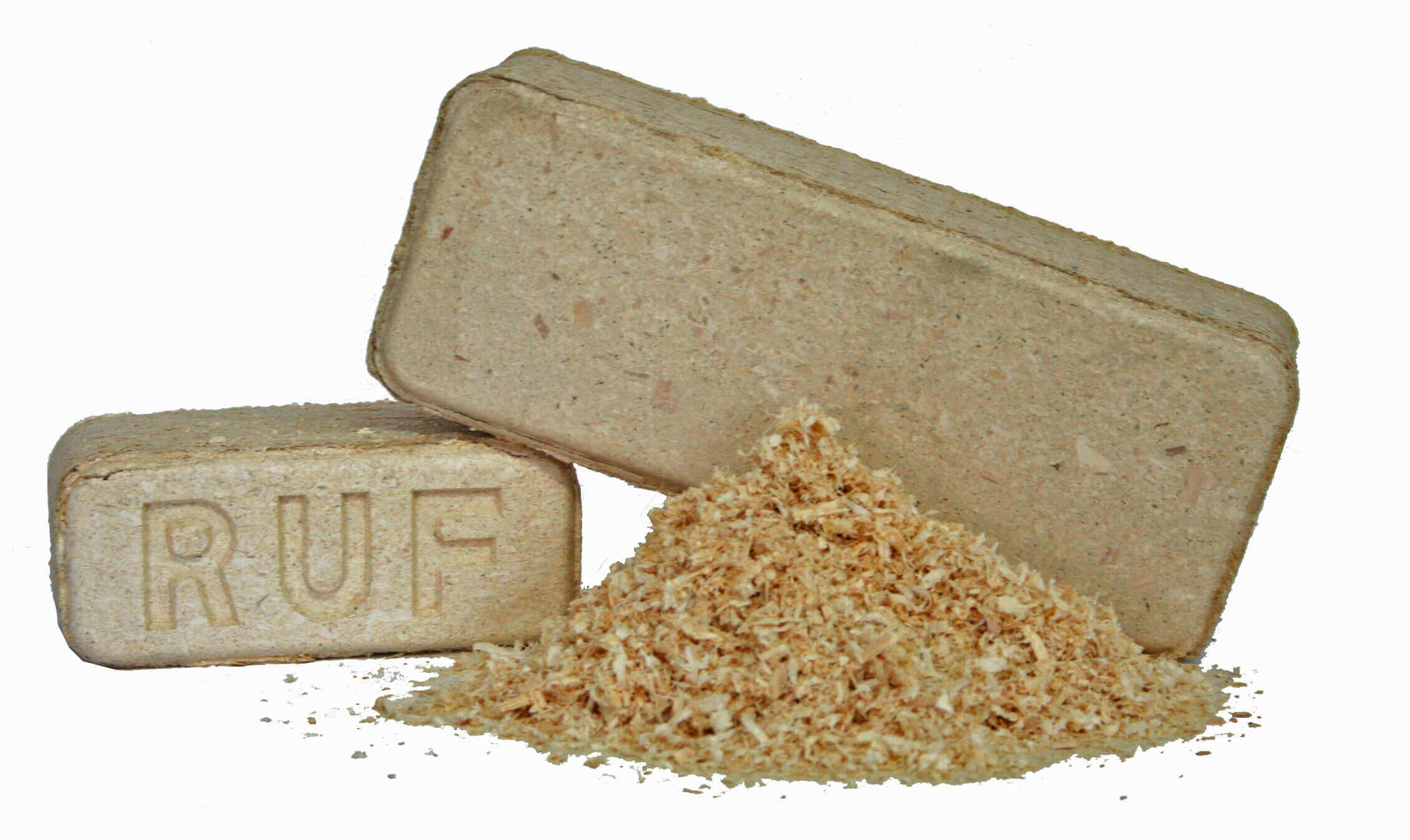 RUF Wood Briquette - Wood Briquette