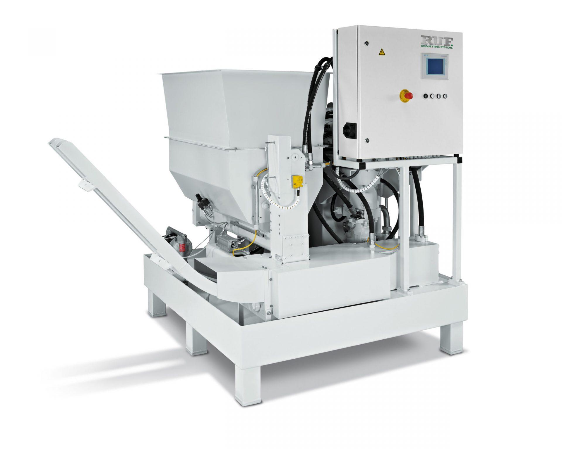 RUF 11 machine