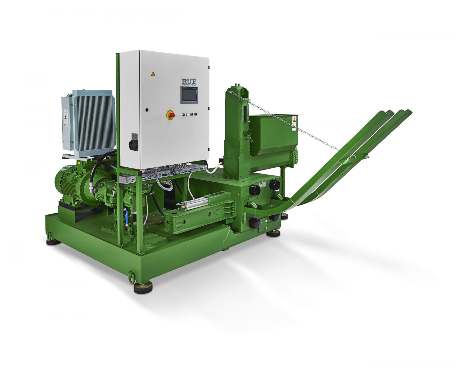 RUF Lignum R4 machine