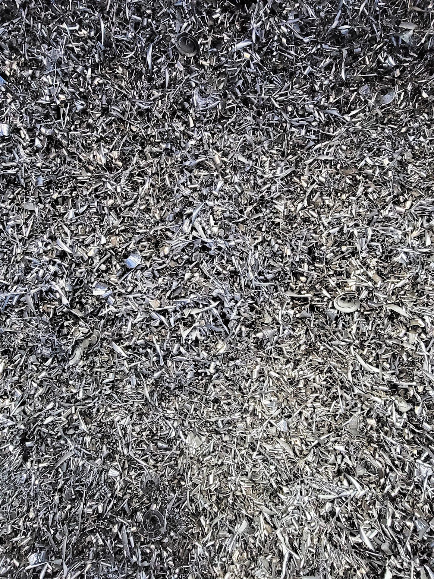 Material photo of aluminum